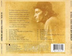 Jeff Buckley - Je N'en Connais Pas La Fin